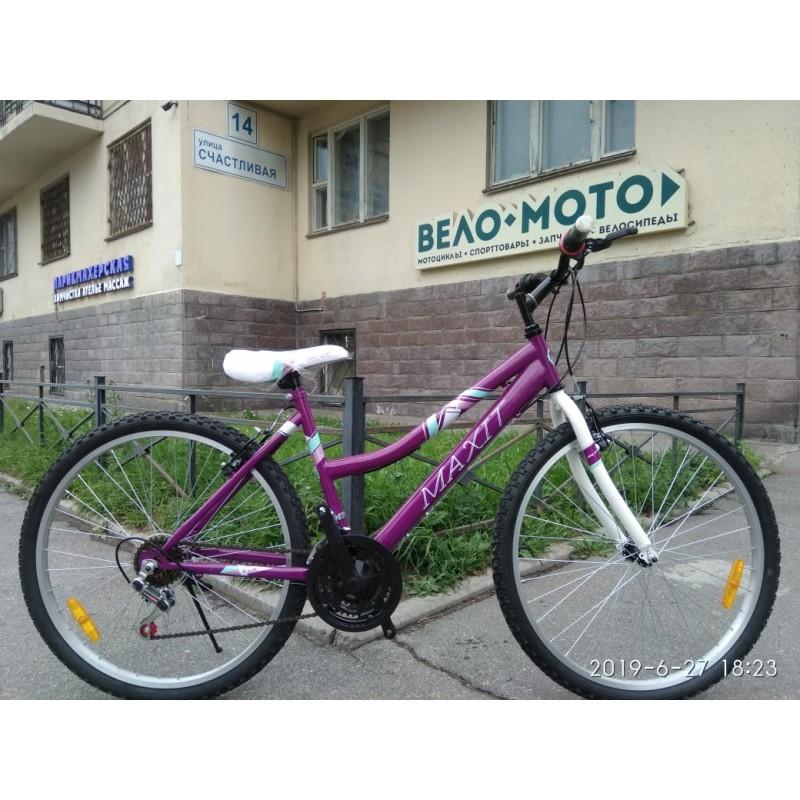Велосипед maxit женский