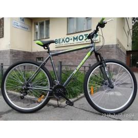 Велосипед hardtail Stark Black One Onix