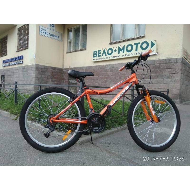 Велосипед Stark Black One Flash